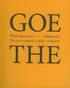 J.W. Goethe – Winckelmann, Sběratel (Texty o umění a jeho vnímání)
