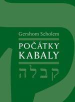 Gershom Scholem – Počátky kabaly (394 stran, váz.)